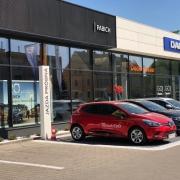 Salon Dacia Piła