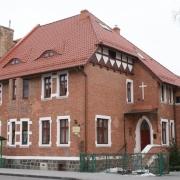 Kaplica Parafii Ewangelicko-Augsburskiej w Pile