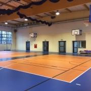 Szkoła Podstawowa nr 3 w Chodzieży - rozbudowa sali gimnastycznej